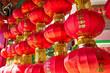 Leinwanddruck Bild - Scenic Buddhist Cham Shan Temple in Toronto, Ontario