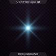 Set of light effects