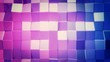 4k clean geometric animated background in loop low poly style. Seamless 3d