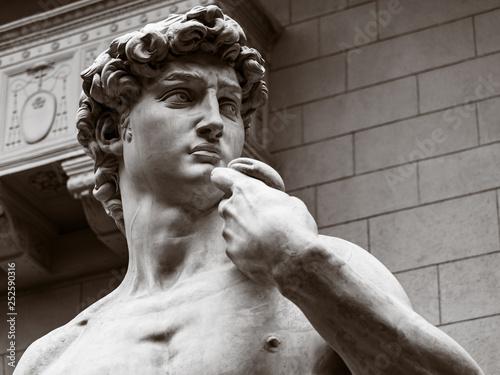 Obrazy Michał Anioł Buonarotti  statue-of-david