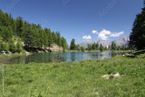 Lac d'altitude Karellis