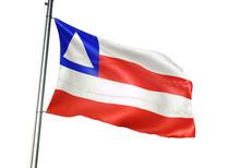Bahia State Of Brazil Flag Wav...