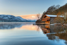 Pooley Bridge Boat House On Ullswater