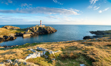 Eilean Glas Lighthouse In Scot...