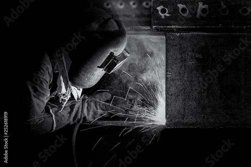 Wall Murals Martial arts Gas metal arc welding process