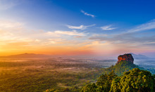 Sunrise View To Sigiriya Rock ...