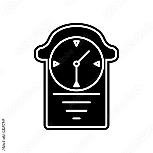 alarm clock icon  Element of education for mobile concept