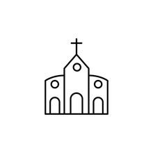 Church, Saint Patrick, Ireland...