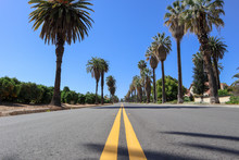 Southern California Road