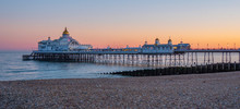 Eastbourne Pier At The South C...