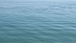 Waves of blue sea