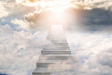 Stairway To Heaven. Concept Re...