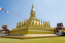 Pha That Luang (or Great Stupa...