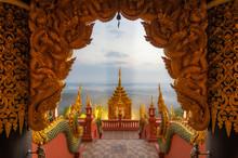 Wat Phra That Doi Phra Chan Temple