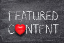Featured Content Heart