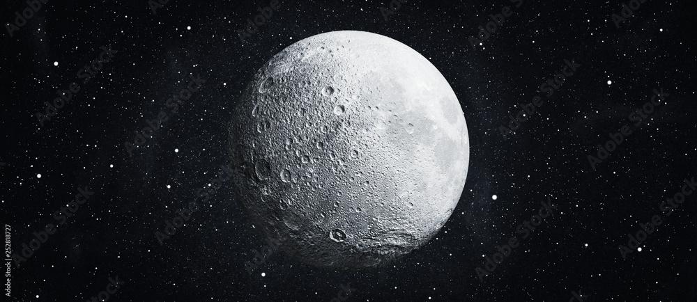 Fototapety, obrazy: moon