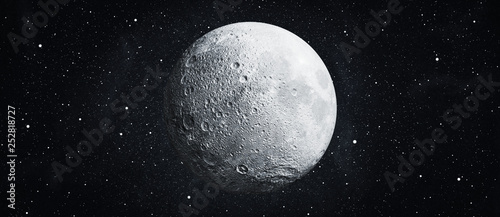 moon Wallpaper Mural