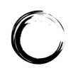 Black Brush Enso
