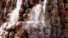 Las Vegas Waterfalls Oasis Fountains 4K UHD