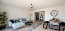 Modern Living Room With Design...