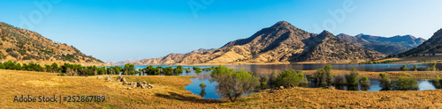 Lake Kaweah in California