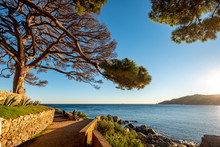 Landscapes Of The Costa Brava From The Camino De Ronda