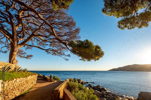 Landscapes of the Costa Brava from the Camino de Ronda