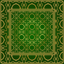 Background, Geometric Pattern ...