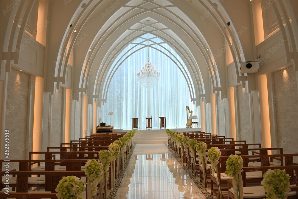 Fototapety, obrazy: 結婚式場