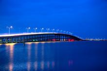 Queen Isabella Memorial Bridge...