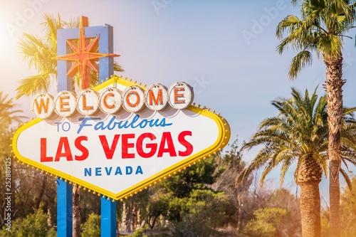 Foto  Las Vegas Welcome Sign