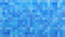 Video Game Pixel Background.