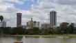 Nairobi Stadtansicht