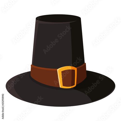 Photo pilgrim hat design