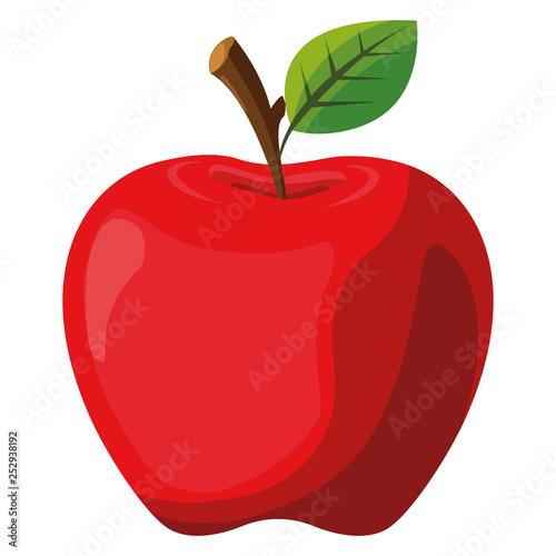 apple fruit design Fototapeta