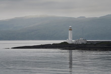 Lismore Lighthouse On Eilean M...