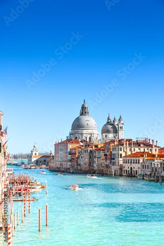 Foto op Canvas Venetie Basilica Santa Maria della Salute in Venice