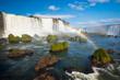Iguazu Falls are waterfalls of the Iguazu River - Brazil.