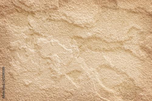 Obraz na plátně sand stone nature texture background