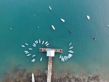 Docks And Fishing Boats