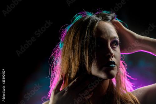 Fototapety, obrazy: Neon Dreaming