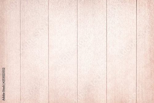 Fotografia  Light brown plank wood texture detailed in vertical nature patterns  abstract fo