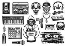 Rap And Hip Hop Music Attribut...