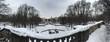 Winter in der Prinzregentenstrasse