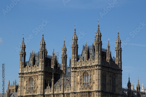 Fotografía  Houses of Parliament