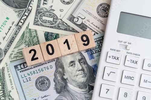 Year 2019 Financial Budget Or Debt