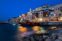 Old Jaffa Port And St. Peter's...