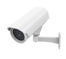 Surveillance CCTV Security Camera Isolated