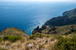 Vallone di Marcellino (or French's Beach) Marine Protected Area Coast of the Infreschi and of the Masseta in Cilento and Valle di Diano National Park, Marina di Camerota, Scario, Salerno, Italy