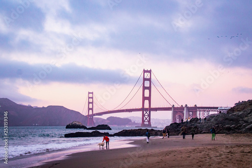 Photo Baker's Beach